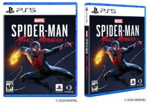 Copia Física Spider-Man: Miles Morales