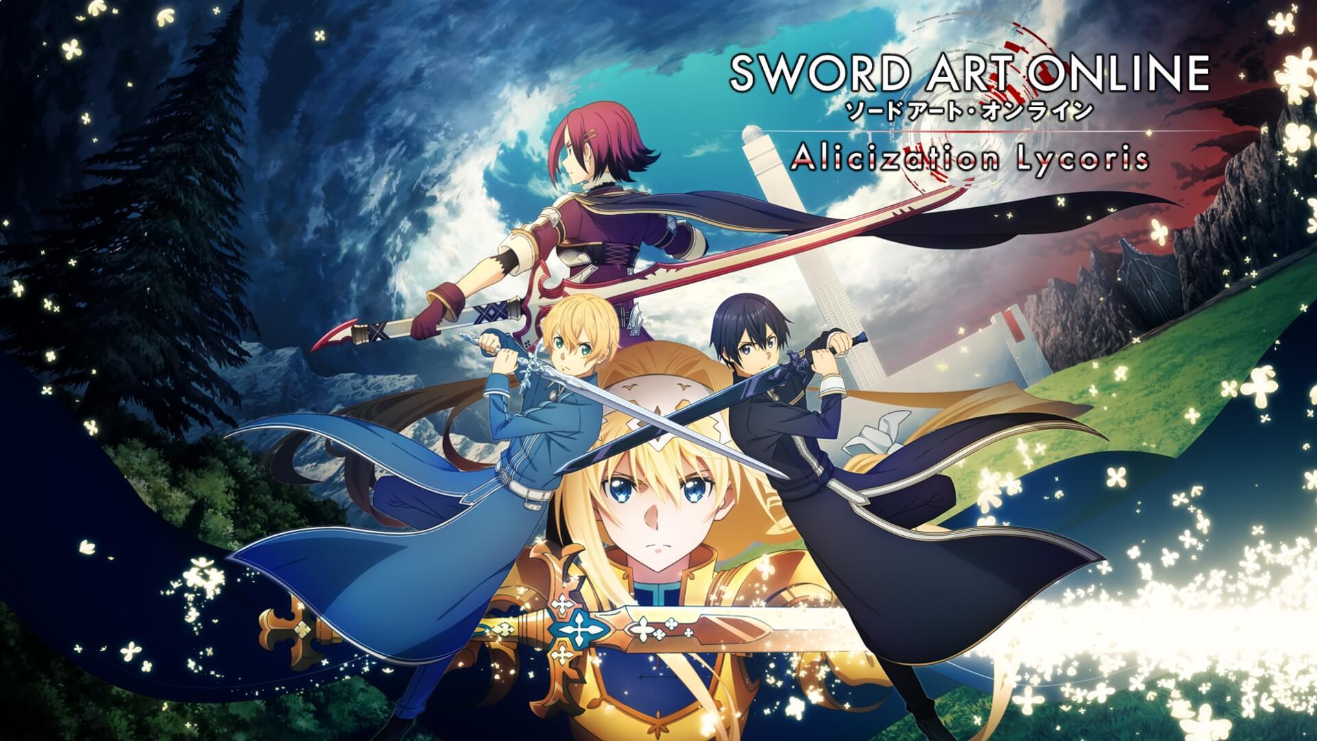 [Review] Sword Art Online: Alicization Lycoris