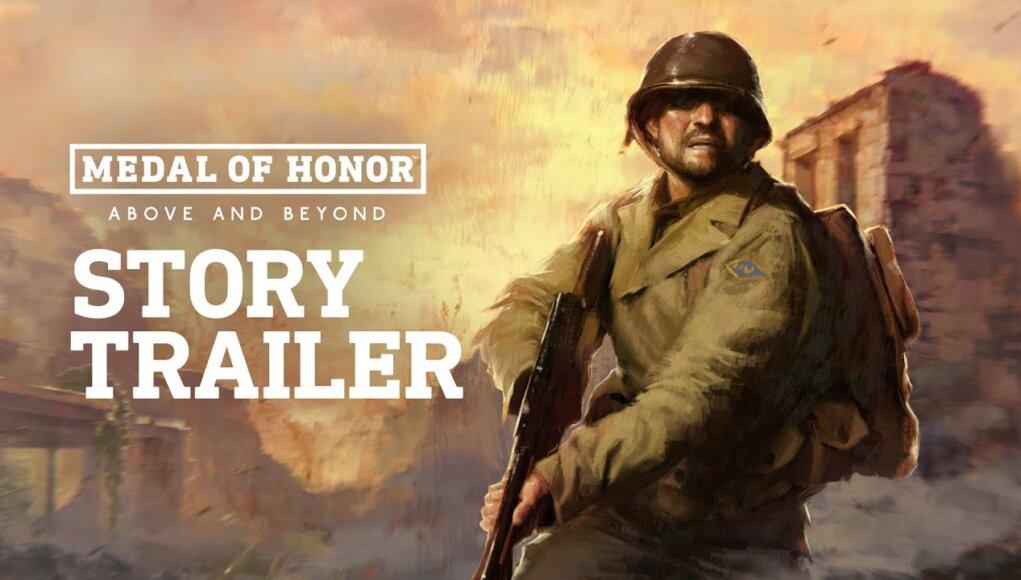 Medal of Honor: Above and Beyond es anunciado de forma oficial
