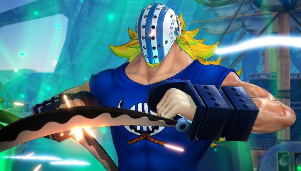 Killer llegará a One Piece: Pirate Warriors 4