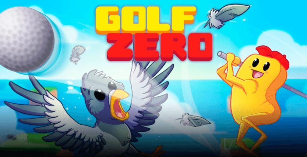 Golf Zero llega esta semana a consolas