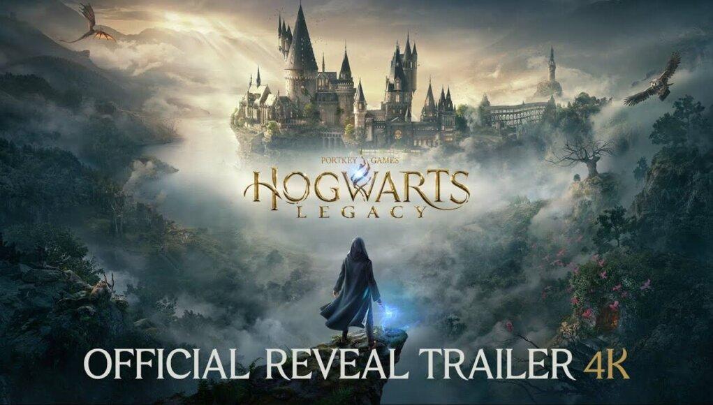 Hogwarts Legacy es revelado