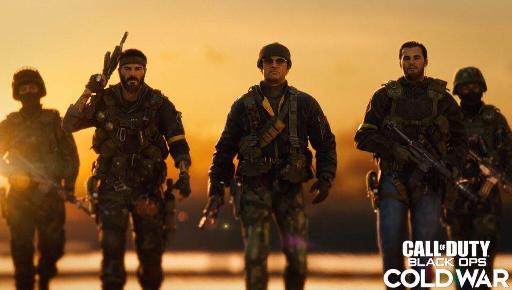 Call of Duty: Black Ops Cold War estrena trailer de lanzamiento
