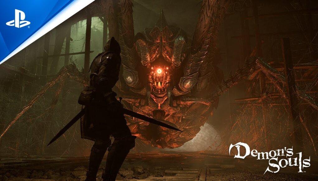 Demon's Souls Remake estrena nuevo gameplay