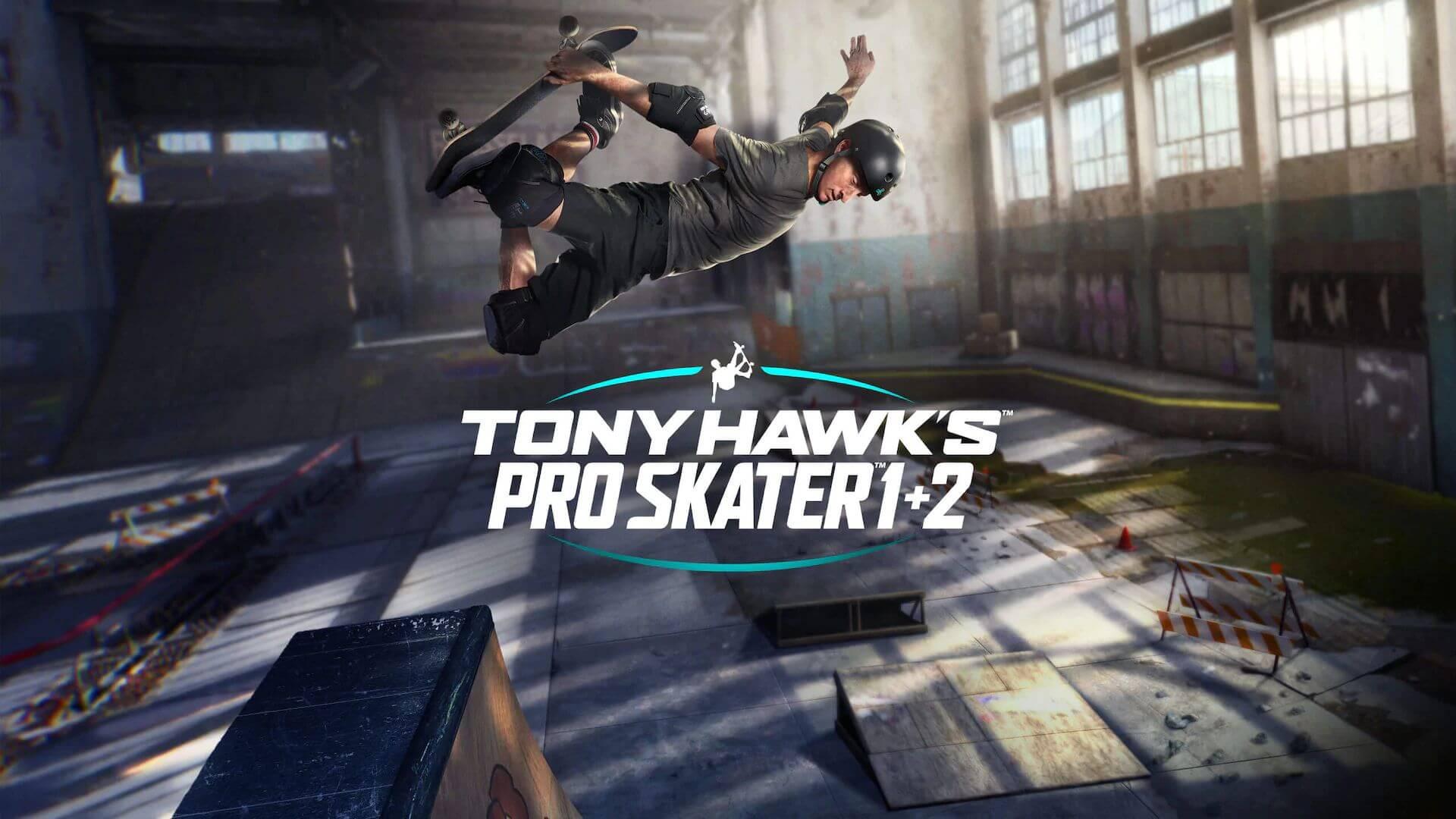 [Review] Tony Hawk's Pro Skater 1 + 2