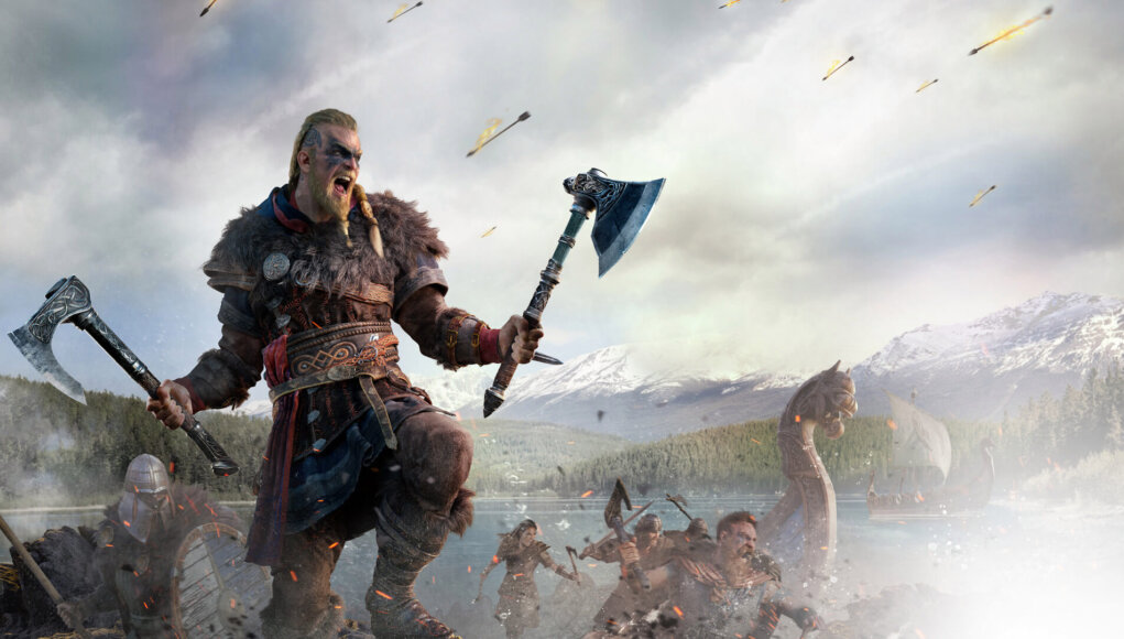 Assassin's Creed Valhalla estrena trailer de lanzamiento