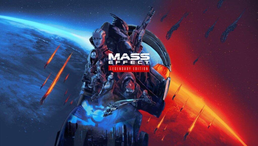 Mass Effect Legendary Edition es anunciado