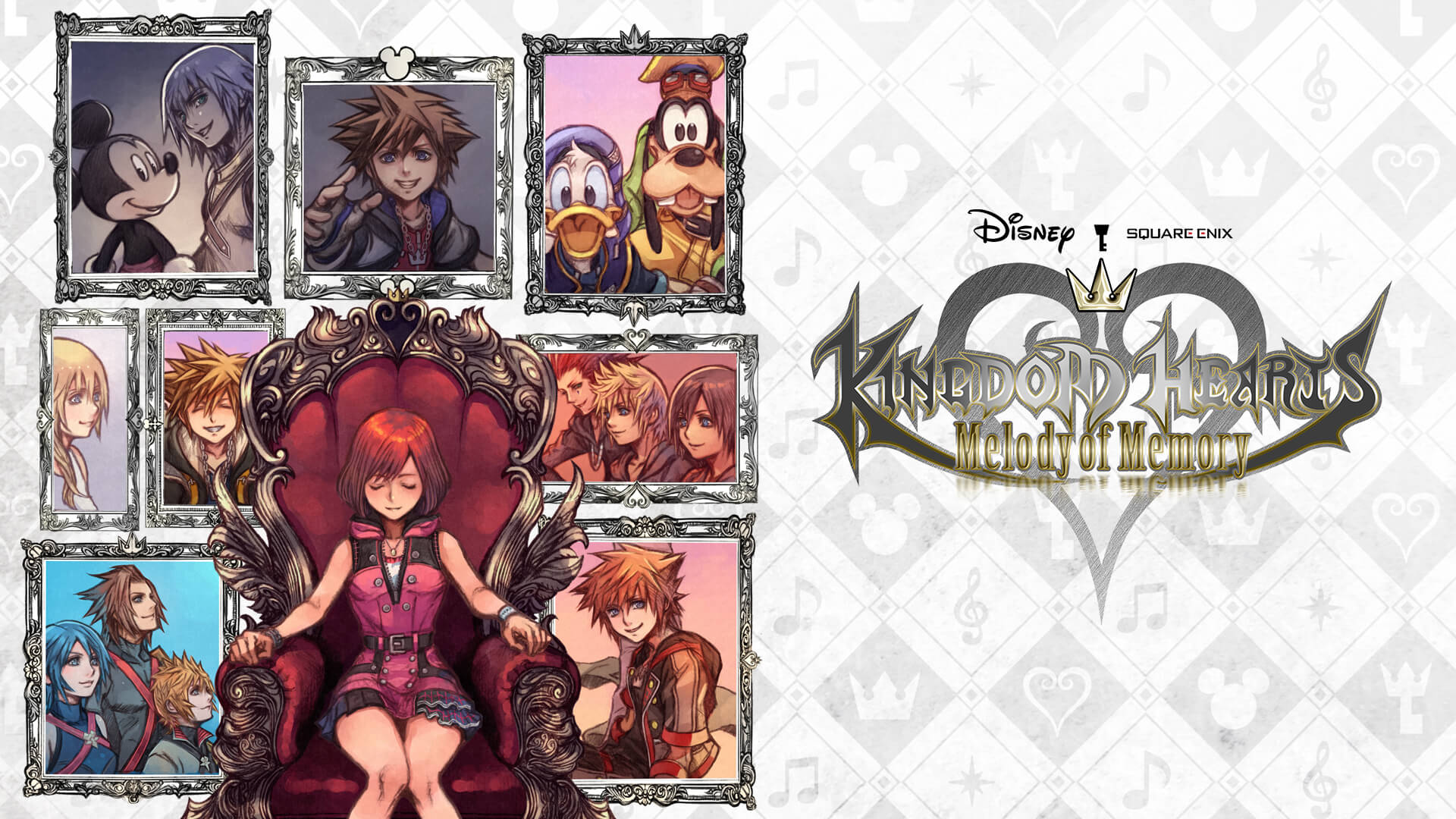 [Review] Kingdom Hearts Melody of Memory